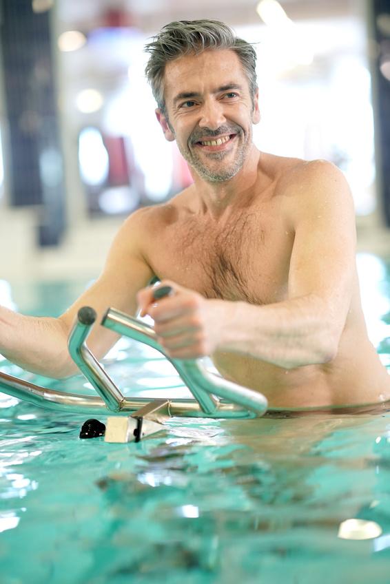 Aquabike homme vonnas Natur'elle forme